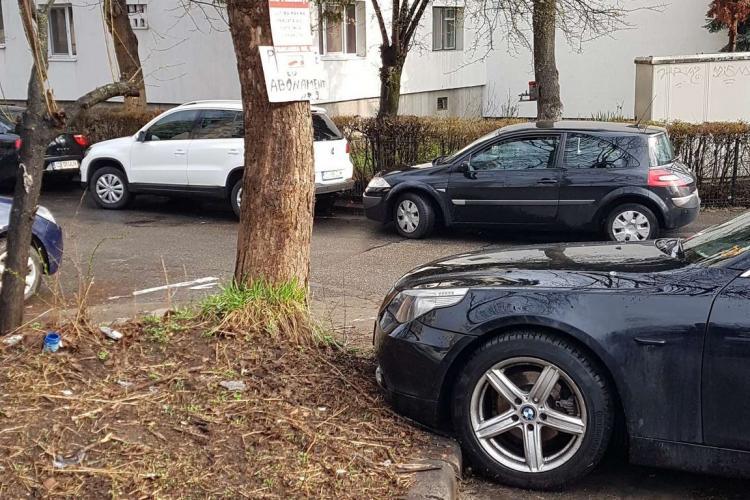 Mesaj de bombardier din Gheorgheni: Ultima mașină parcată aici a dispărut - FOTO