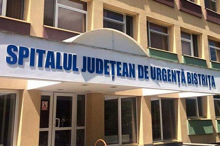 Focar de COVID-19 la Spitalul Judeţean de Urgenţă din Bistrița