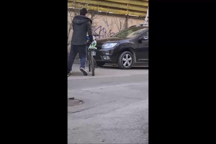 Cerșetorii din Grigorescu au ajuns o problema de securitate a cetățenilor - VIDEO