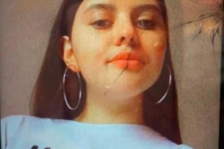 Fată de 14 ani plecată de acasă. Dacă aveți detalii, sunați la 112 - FOTO