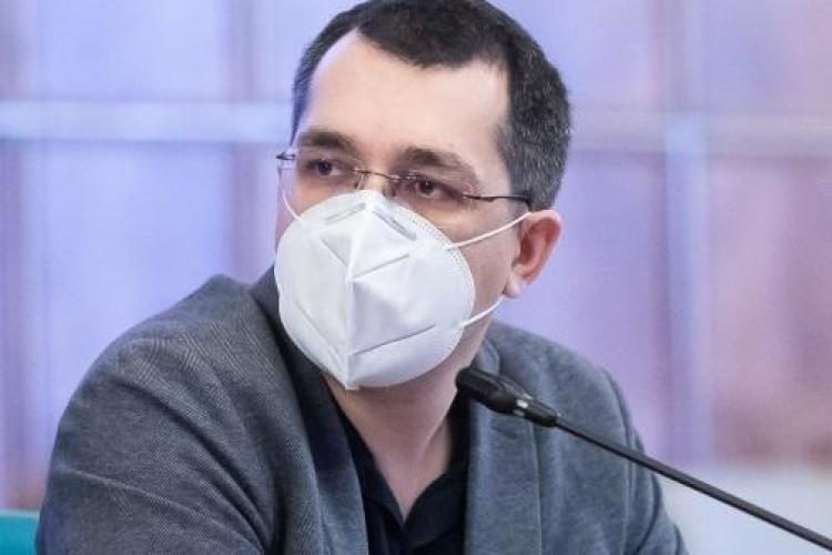 Vlad Voiculescu, primele reacții după demiterea de la șefia Ministerului Sănătății