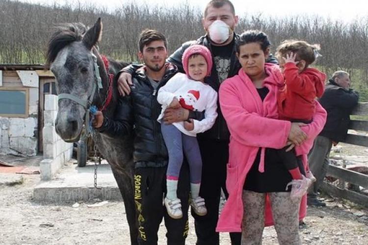 Sergiu, tăticul călăreț de la Iași, a rupt tăcerea. Motivul pentru care a vândut casa cumpărată din donații