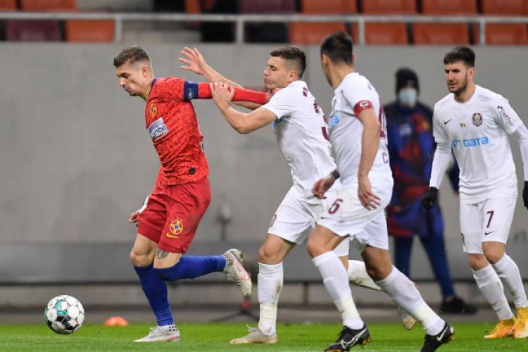 CFR CLUJ și FCSB se vor întâlni astăzi de la ora 19:00 pentru Supercupa României. Gigi Becali, decizie care îi va înfuria pe fani