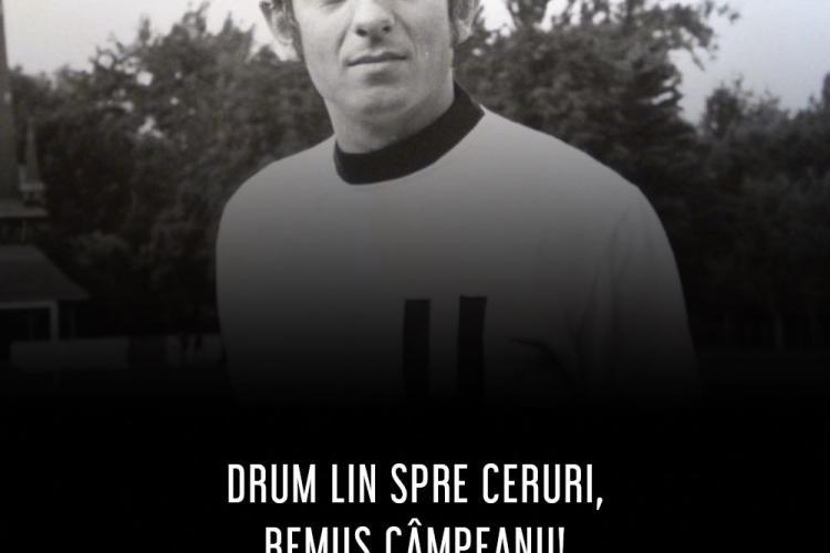 A murit Remus Câmpeanu: Drum lin spre ceruri - FOTO