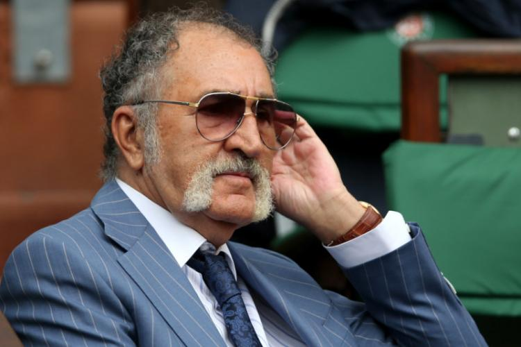 Ion Țiriac, infectat cu SARS-CoV-2 la vârsta de 82 de ani. Care este acum starea omului de afaceri
