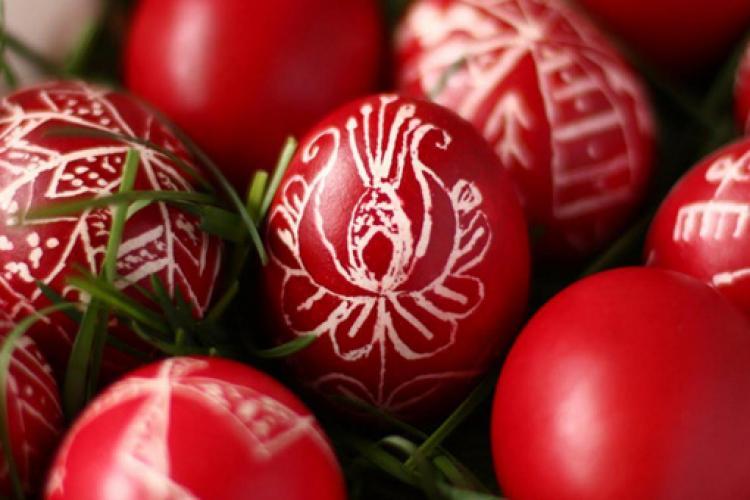 Semnificația oului roșu de Paște. Ce simbolizează, de fapt, oul și ce legătură are cu Sărbătorile Pascale