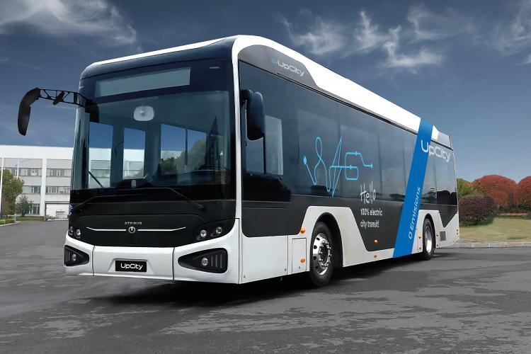 ATP Trucks Automobile din Baia Mare pregătește lansarea UpCity, primul autobuz electric românesc