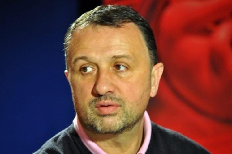 Ovidiu Blag, director executiv al U Cluj