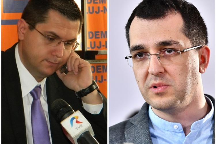 """Deputatul PNL Cluj, Radu Moisin, cere demisia lui Voiculescu! """"Acesta este un semnal de alarmă"""""""