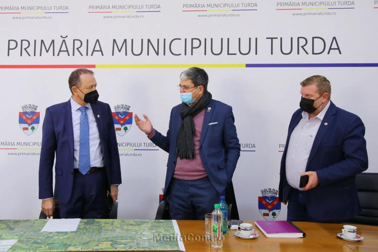 Primarul din Turda susține că nivelul de trai al oamenilor va crește