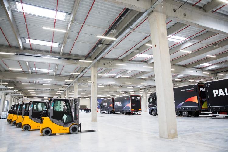 Pall-Ex: Transporturile de marfă ajung la destinație în 24 de ore! (P)