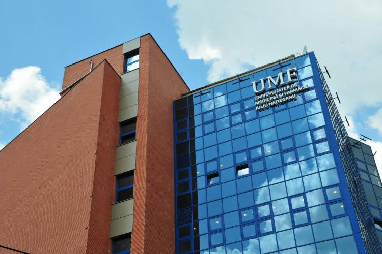 """SCIMAGO 2021: UMF """"Iuliu Hațieganu"""", cea mai bună universitate din România în domeniul cercetării"""
