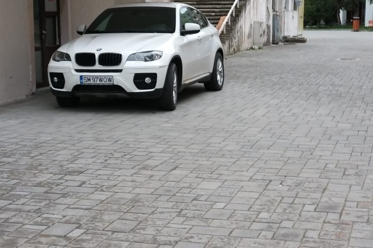 BMW furat din Satu Mare, văzut pe un drum din Cluj! Cine știe detalii să ajute - FOTO