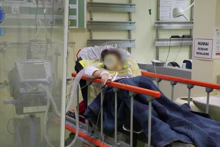 Cum a murit o femeie din Cluj, vaccinată cu Pfizer, după ce s-a infectat cu COVID-19