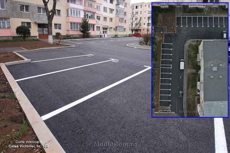 Turda devine orașul betoanelor. Primarul Matei nu prea iubeste spațiul verde - FOTO