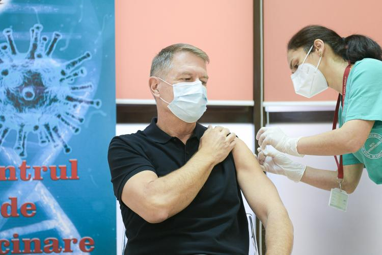 Fotografiile la vaccinare sunt interzise, pentru că e act medical intim
