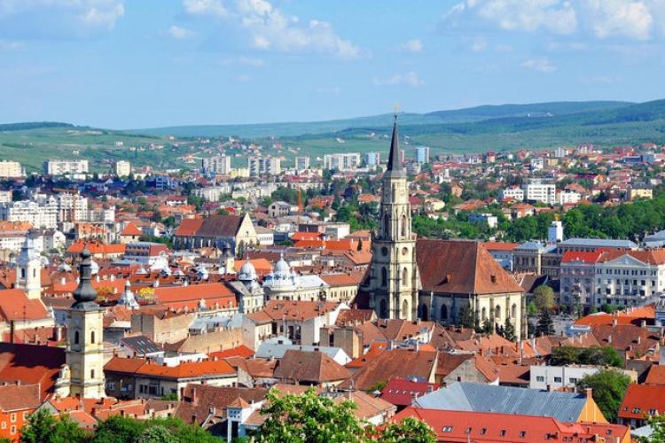 Turismul din Cluj-Napoca a ajuns la cifrele din 2003. Numărul turiștilor străini a scăzut cu 84%