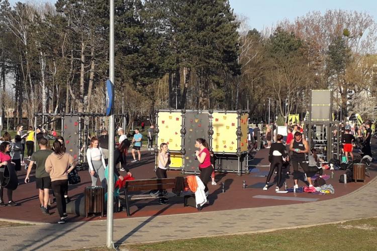 Decizii ciudate! Terenurile de tenis, fotbal sau baschet din Baza Sportivă Gheorgheni sunt închise - FOTO