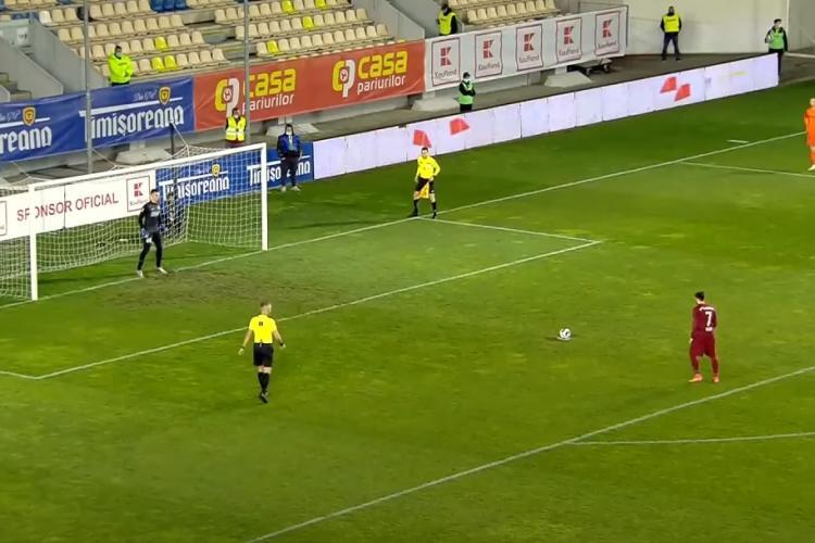 Supercupa României - REZUMAT VIDEO / CFR Cluj - FCSB 0-0, 4-1. Clujenii au câștigat trofeul
