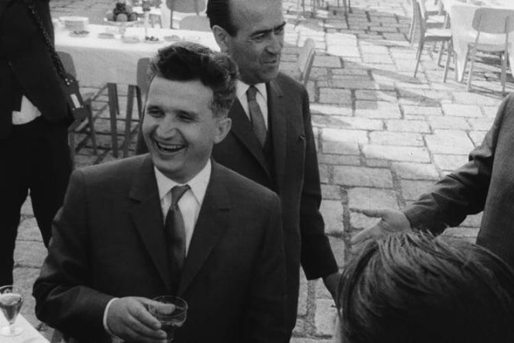 Bancul preferat al lui Ceaușescu. Râdea în hohote de fiecare dată când îl auzea