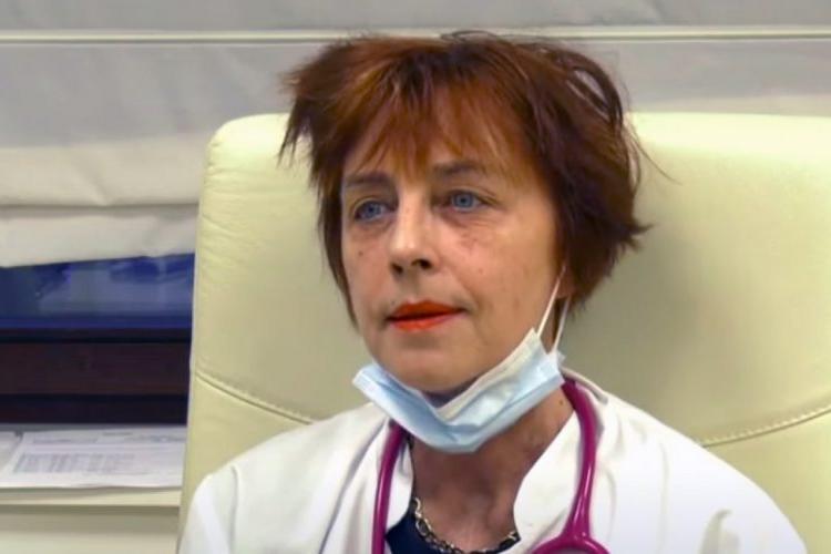 Dr. Flavia Groşan revine cu o declarație: Producătorii îmi dau dreptate cu oxigenul. Am deschis Cutia Pandorei