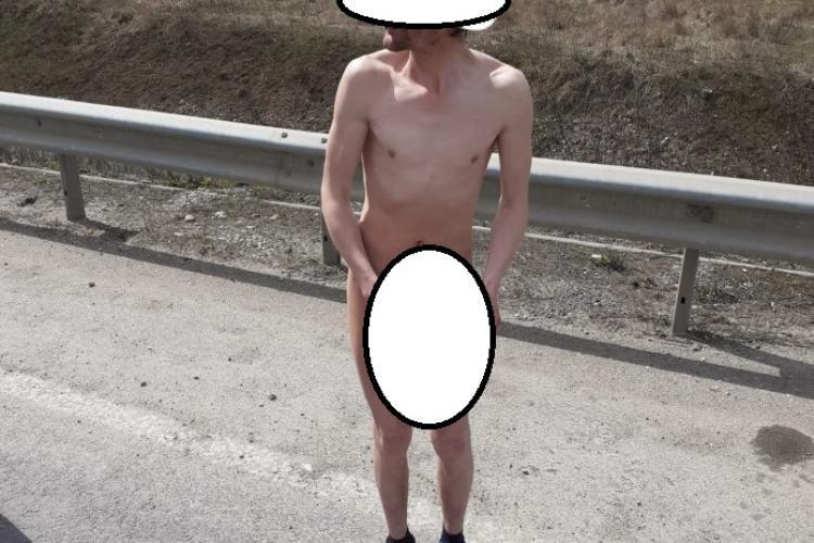 Jud. Cluj: Bărbat jefuit de romi și lăsat în pielea goală pe stradă la Turda - FOTO