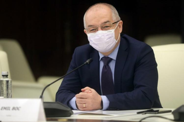 Boc le dă o lecție de politică celor din USR PLUS: Funcția de ministru al Sănătății nu e pe viață