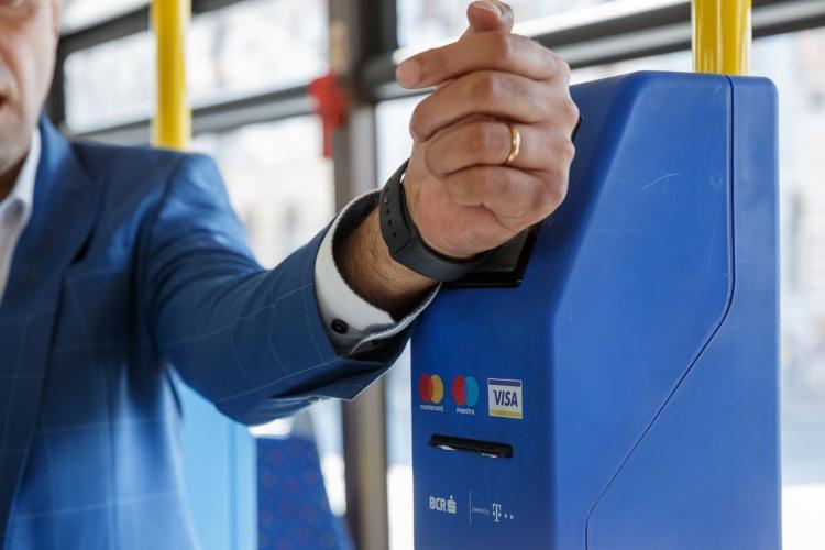 Un milion de bilete cumpărate de călătorii clujeni - în martie 2021, prin plata electronică - FOTO