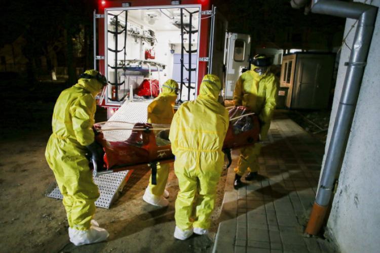 175 de decese în ultimele 24 de ore în România. Care este situația la ATI?