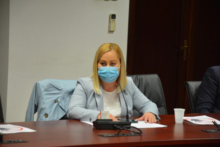 Președintele Autorității Teritoriale de Ordine Publică (ATOP) Cluj este Maria Forna. Cine sunt membrii comisiilor ATOP