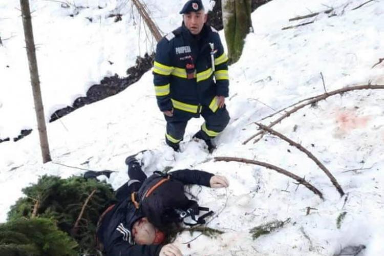 """Poliția încă nu a acționat în cazul bărbatului omorât de un urs. """"Viața unui om valorează mai mult decât a tuturor urșilor"""" - FOTO"""