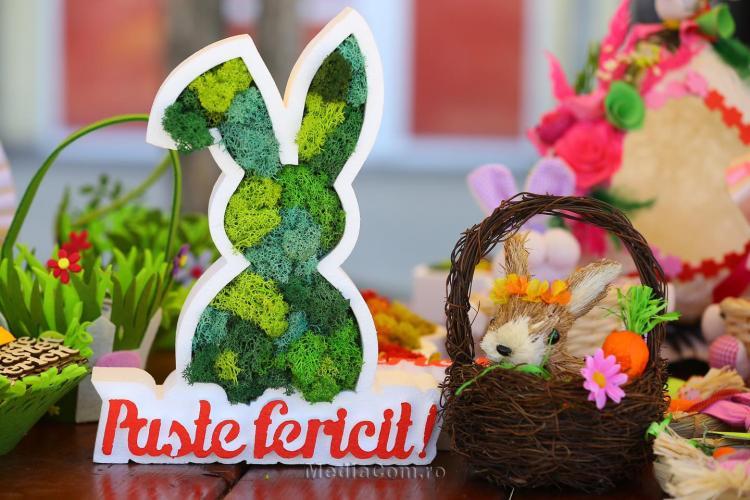 Superb Târg de Paște la Turda, amenajat în centrul orașului - FOTO
