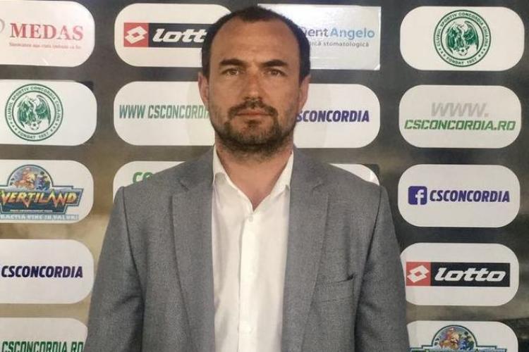Ionuț Badea a refuzat U Cluj. Tandemul Răduță - Blag a suferit un eșec