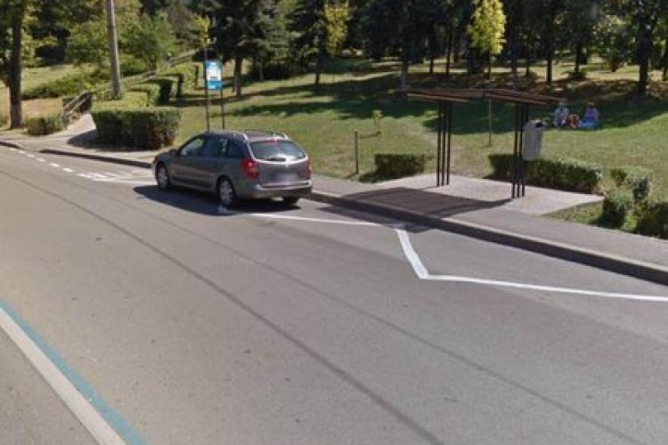 Liber la blocuri pe strada Unirii, în Gheorgheni! Se vinde spațiul verde. Proprietarul, despre avize: Fiecare se descurcă cum poate - FOTO