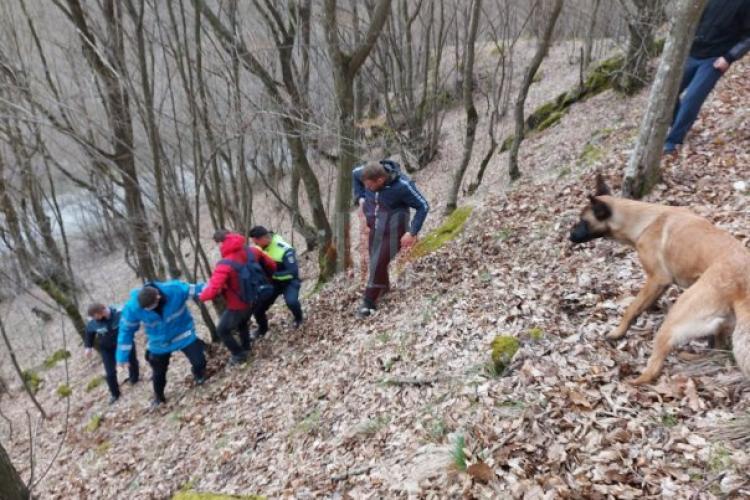 Tânărul dat dispărut a fost găsit! S-a ascuns în pădure - FOTO și VIDEO din timpul căutărilor