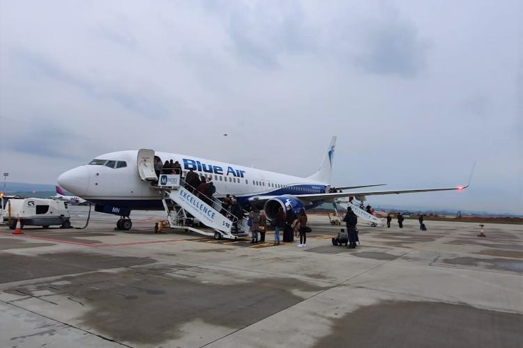 Zboruri de la Cluj spre Paris Charles de Gaulle