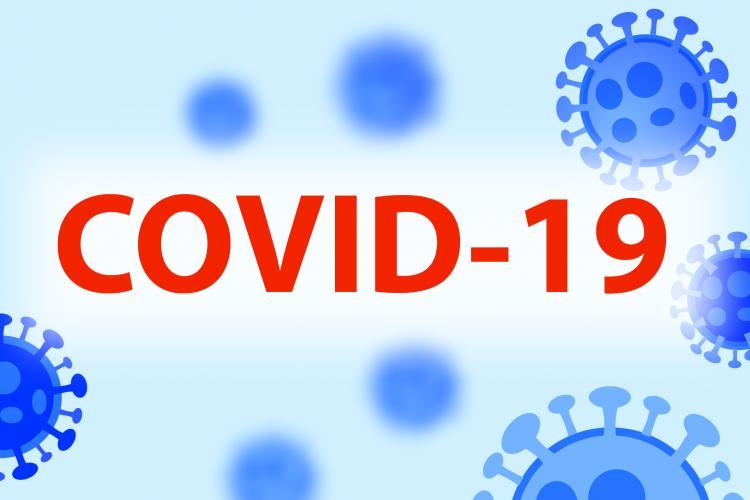 COVID România: 154 de decese noi și peste 1.300 de pacienți internați la ATI