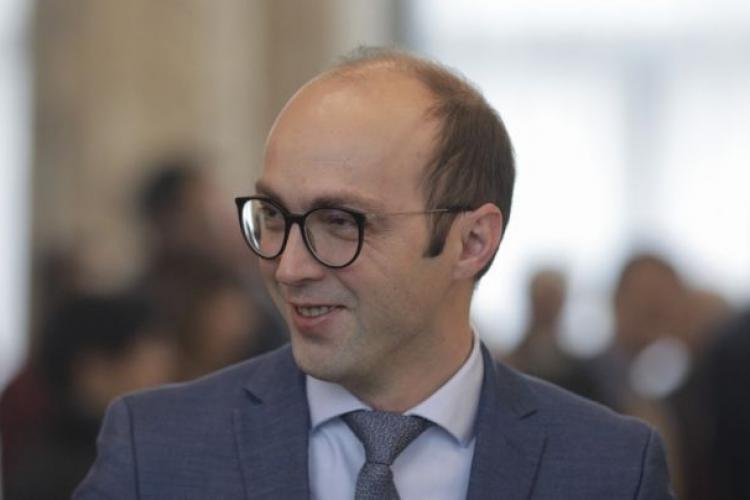 Șeful Grupului de Comunicare Strategică, Andi Manciu, a demisionat din funcție