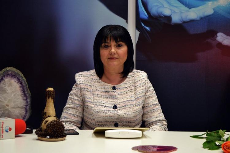 Consilierul județean Violeta Mureșan, noul reprezentant al asiguraților din județul Cluj