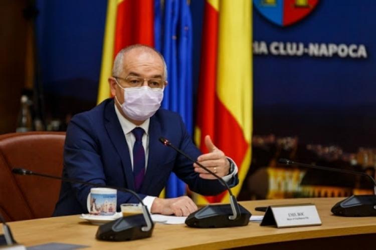 Boc i-a evidențiat gafele ministrului Sănătății, Vlad Voiculescu. Primarul joacă de la Cluj rolul de premier din umbră?