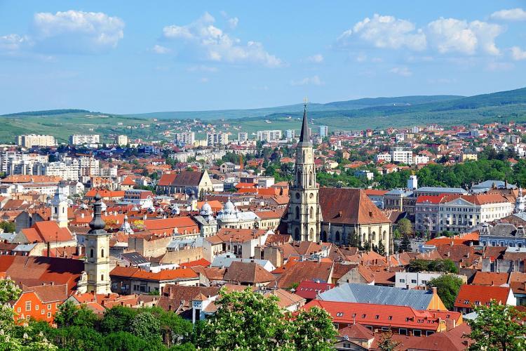 COVID Cluj: Sub 100 de cazuri în ultimele 24 de ore. Rata de incidență scade