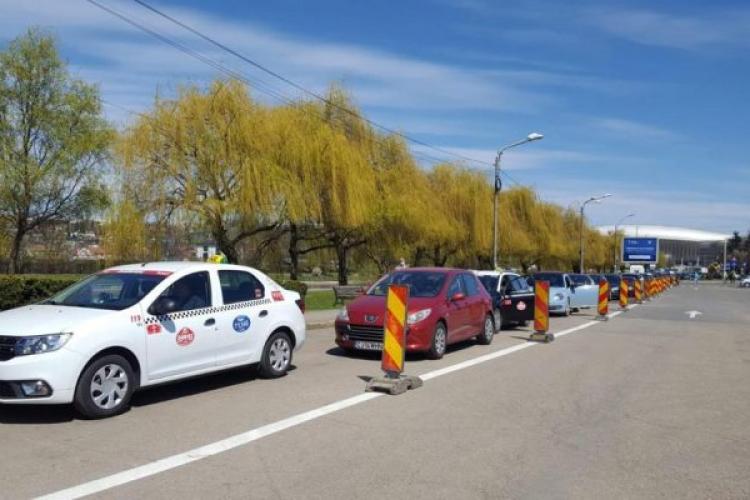 COVID Cluj: DOAR 50 de cazuri noi, în ultimele 24 de ore