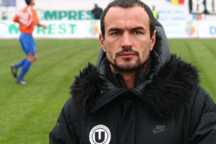 Ionuț Badea, noul director sportiv al U Cluj