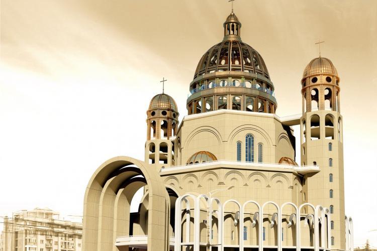 Povestea Catedralei greco-catolice din Piața Cipariu, Cluj-Napoca. E locul Înscăunării noului Episcop Eparhial de Cluj-Gherla, PS Claudiu Lucian POP