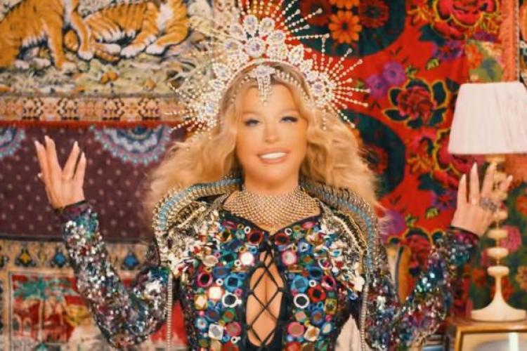 Adevăratul motiv pentru care a apărut Loredana Groza într-un videoclip cu 9 maneliști