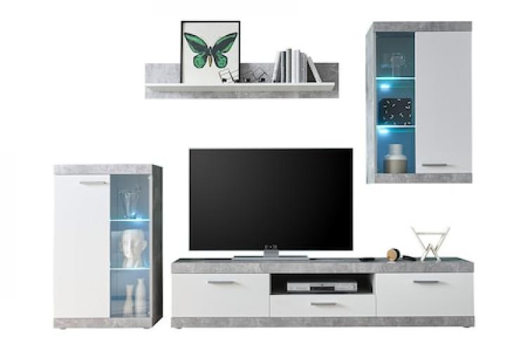 Diverse piese de mobilă living pentru care poți opta în locul canapelei