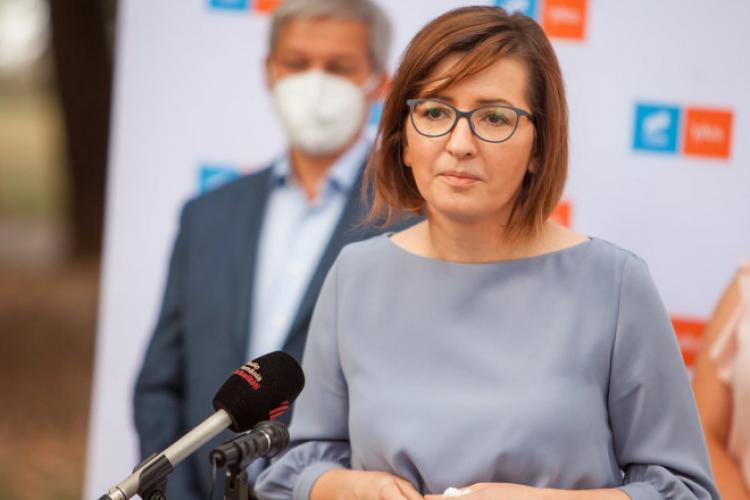 Cine este Ioana Mihăilă, propusă la Ministerul Sănătății