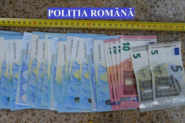 Cluj: Bărbați arestați pentru șantaj și tâlhărie. Aceștia au cerut 50.000 de EURO - FOTO / VIDEO