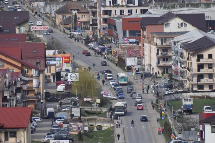Incidența COVID în Florești, Gilău și Baciu vs Apahida, Feleacu, Cojocna și Bonțida