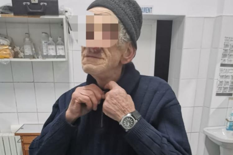 Și-a căutat fratele din Moldova până în Câmpia Turzii, prin frig și ploaie, nemâncat timp de 3 zile - FOTO